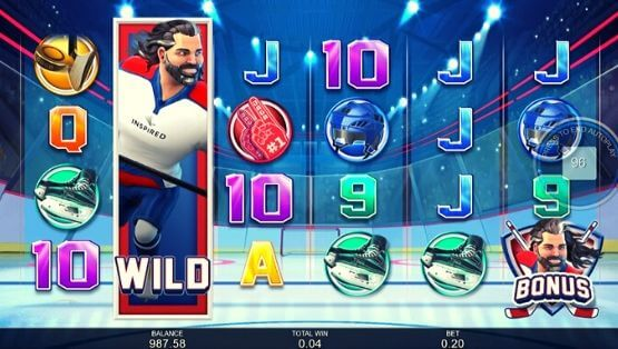 Jagr's Super Slot Features